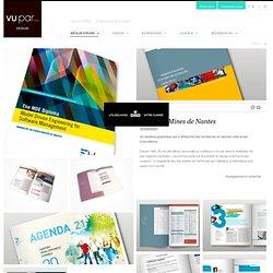 Vu par... - Vu par... - agence design graphique et agence digital à Nantes : toutes les créations de l'agence Vu Par...