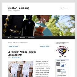 design graphique - 2/4 - Création PackagingCréation Packaging