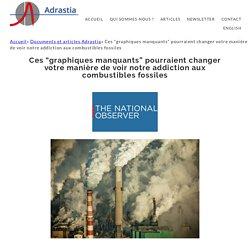 """Ces """"graphiques manquants"""" pourraient changer votre manière de voir notre addiction aux combustibles fossiles"""
