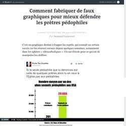 Comment fabriquer de faux graphiques pour mieux défendre les prêtres pédophiles