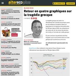 Retour en quatre graphiques sur la tragédie grecque