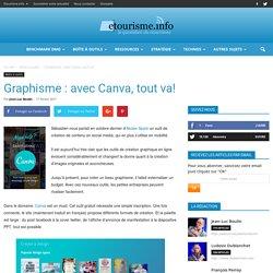 Graphisme : avec Canva, tout va!