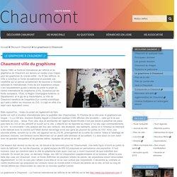 Le graphisme à Chaumont - Ville de Chaumont