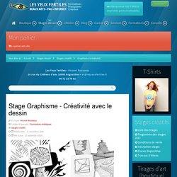 Stage Graphisme - Créativité avec le dessin