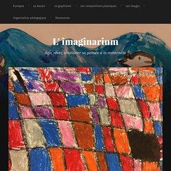 Le graphisme en Petite Section, une démarche en arts visuels – L' imaginarium