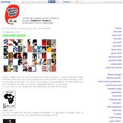 GRAPHISME ENGAGÉ - design graphique BTS com visuelle