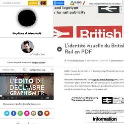 L'identité visuelle du British Rail en PDF