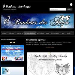 Graphisme Spirituel - Ô Bonheur des Anges