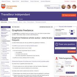 Graphiste freelance : tout sur le métier graphiste freelance