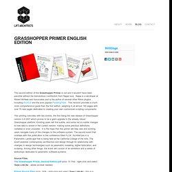 GRASSHOPPER PRIMER ENGLISH EDITION