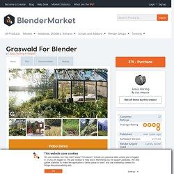 Graswald for Blender
