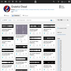 Grateful Dead : Free Music : Free Audio : Download & Streaming