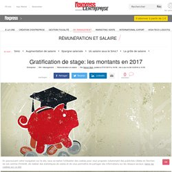 12b2017 Gratification de stage 2017