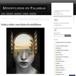 Gratis y online: curso básico de mindfulness