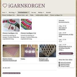Gratismönster - www.igarnkorgen.se