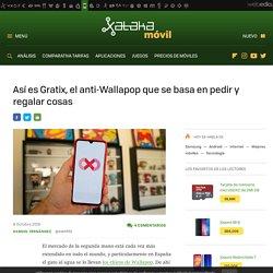 Así es Gratix, el anti-Wallapop que se basa en pedir y regalar cosas