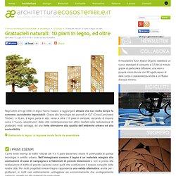Grattacieli naturali: 10 piani in legno, ed oltre