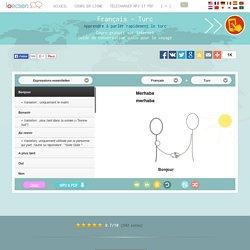 Cours de turc gratuit – Apprendre le turc - Parler le turc (français)