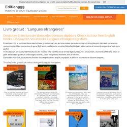Livre Gratuit Langues étrangères - Edition999
