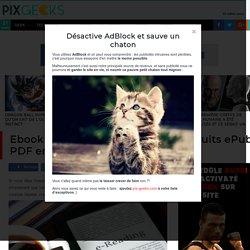 600.000 ebooks gratuits en Français