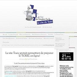 Le site Toeic gratuit permettant de préparer le Toeic en ligne