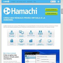 VPN gratuit : créez des réseaux virtuels grâce à Hamachi