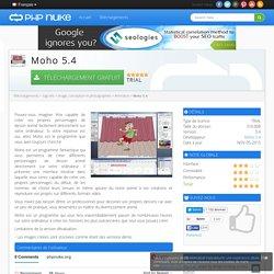 Moho 5.4 (gratuit) - Télécharger la dernière version sur phpnuke