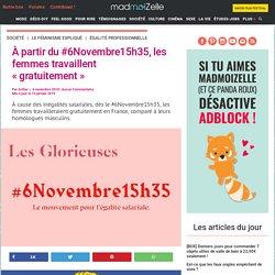 Les femmes travaillent gratuitement depuis le #6Novembre15h35