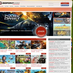 Games - Browser games. Online Flash games and browser games at Bigpoint