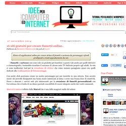 16 siti gratuiti per creare fumetti online.