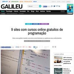 9 sites com cursos online gratuitos de programação - Galileu