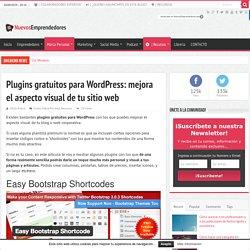 Plugins gratuitos para WordPress: mejorando tu sitio web