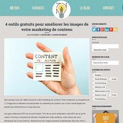 4 outils gratuits pour améliorer les images de votre marketing de contenu