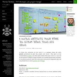8 outils gratuits pour faire du Scrum dans tous les sens