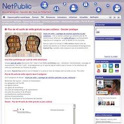 Plus de 40 outils de veille gratuits ou peu coûteux : Dossier pratique