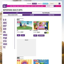 Jeux gratuits en ligne, éducatifs et ludiques