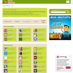 Hugolescargot.com Jeux gratuits pour enfants