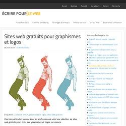 Sites web gratuits pour graphismes et logos