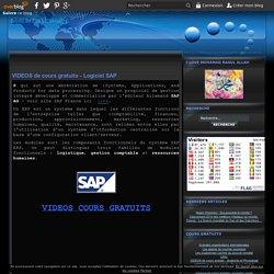 VIDEOS de cours gratuits - Logiciel SAP - I N S I M Constantine . Blog