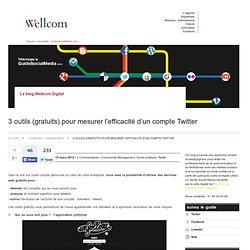 3 outils (gratuits) pour mesurer l'efficacité d'un compte Twitter