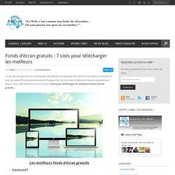 Fonds d'écran gratuits : 7 sites pour télécharger les meilleurs
