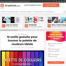 10 outils gratuits pour trouver la palette de couleurs idéale