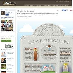 Grave curiosities