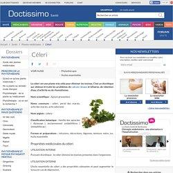 Céleri (Apium graveolens) : propriétés, bienfaits de cette plante en phytothérapie