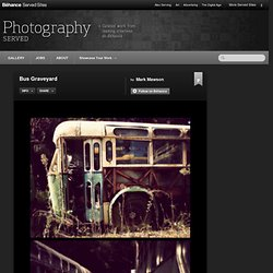 Bus Graveyard on Photography Served