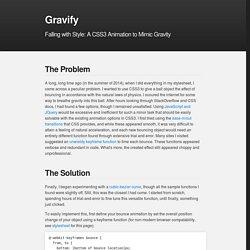 Gravify