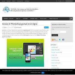 Gravit, le Photoshop gratuit et en ligne