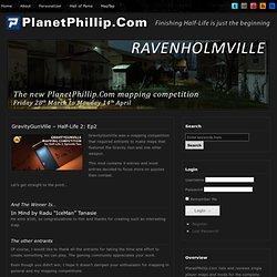 GravityGunVille – Half-Life 2: Ep2