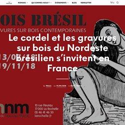 Le cordel et les gravures sur bois à l'honneur en France - Editions Anacaona