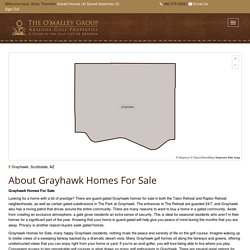 Grayhawk Homes For Sale - Charlie O'Malley Real Estate